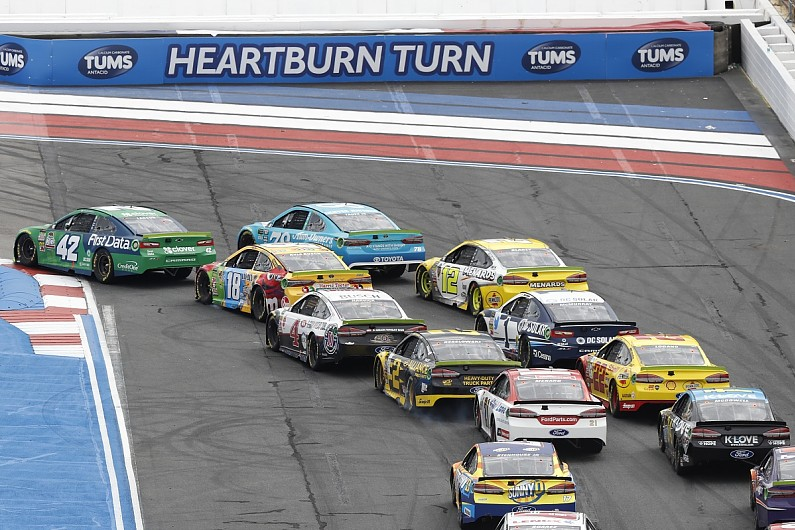 "Racing, Ratings, and the ""Roval"""