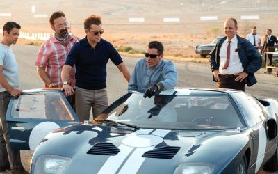 Movie Review : Ford vs. Ferrari