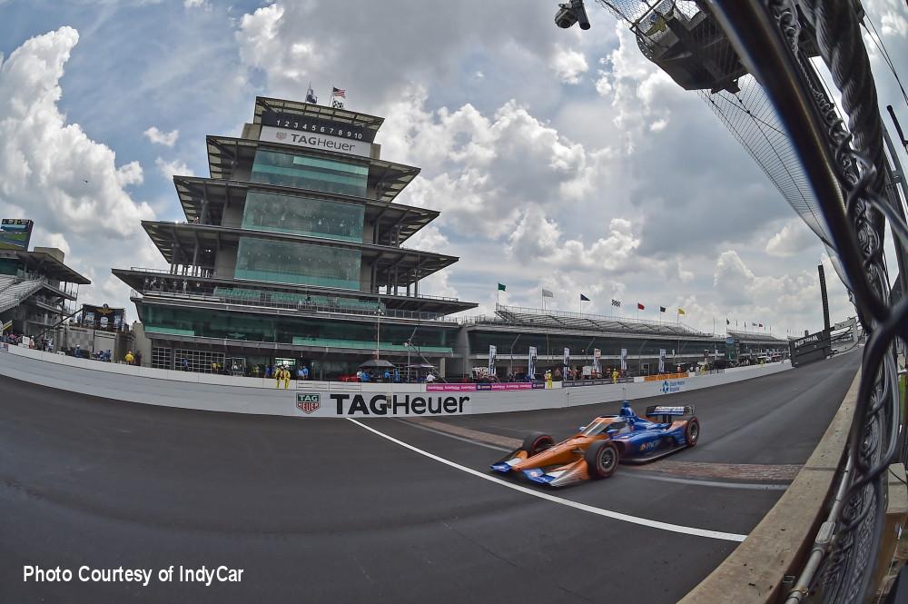 IndyCar GMR Grand Prix
